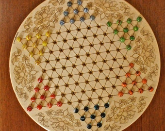 High Quality Large Chinese Checkers w 16mm/5/8
