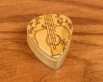 DISCONTINUED - REDUCED PRICE Guitar Pick Box, 2-1/4