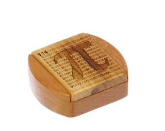 DISCONTINUED - REDUCED PRICE Pi Sliding Lid Storage Box, 1-3/4