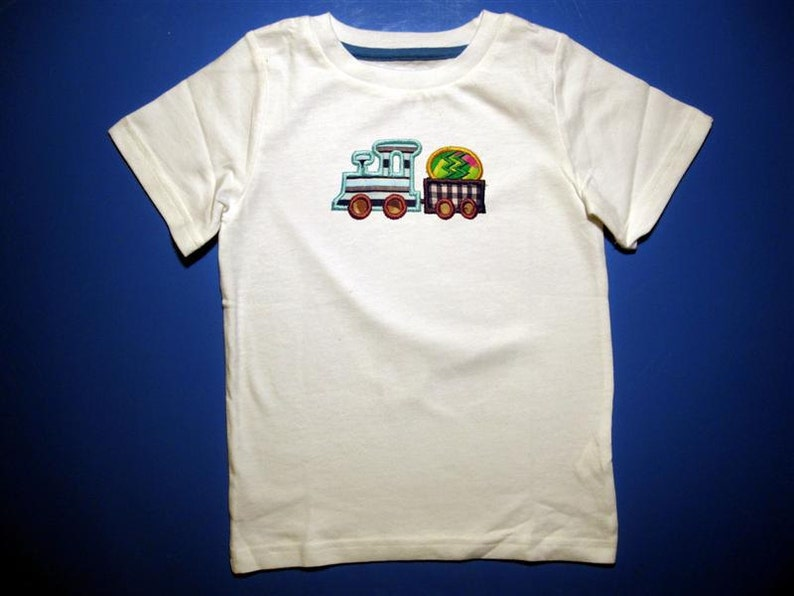 Baby one piece or toddlers tshirt  Embroidery and appliqued image 0