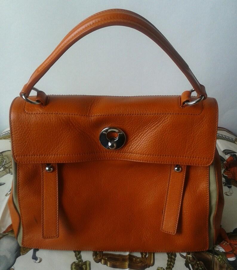 5cd29afff93 YVES SAINT LAURENT Muse Two tote shopper bag | Etsy
