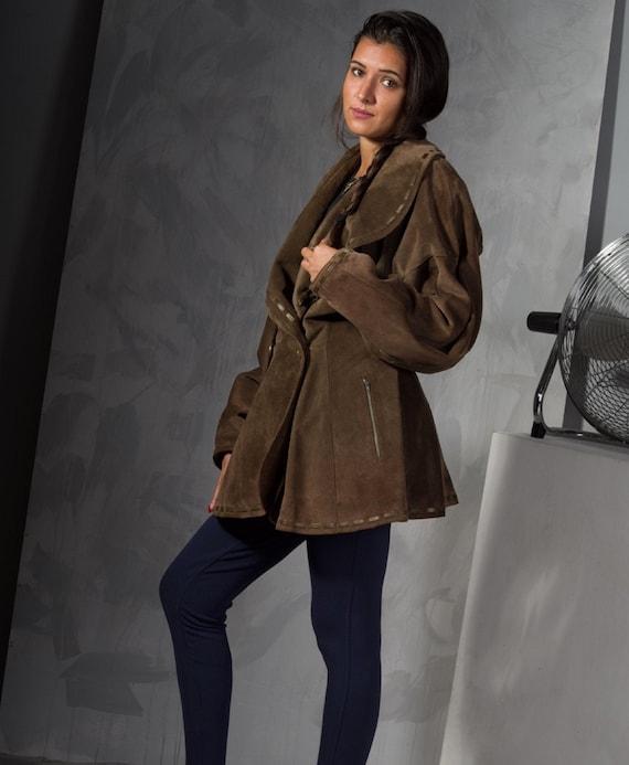 80s ALAÏA Jacket / Vintage Azzedine Alaïa Coat