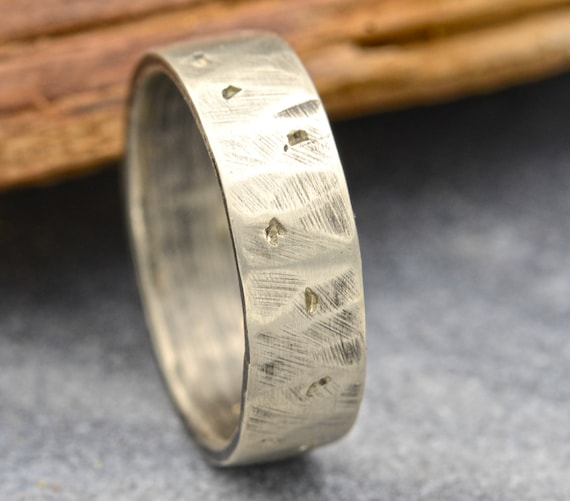 The Viking Ring in Sterling Silver