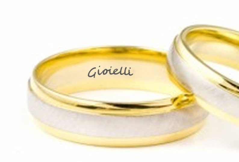 Custom Inside And Outside Ring Engraving For Customers Of Gioielli Designs
