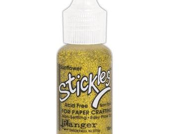 stickles glitter glue sea glass scrapbooking card making etsy