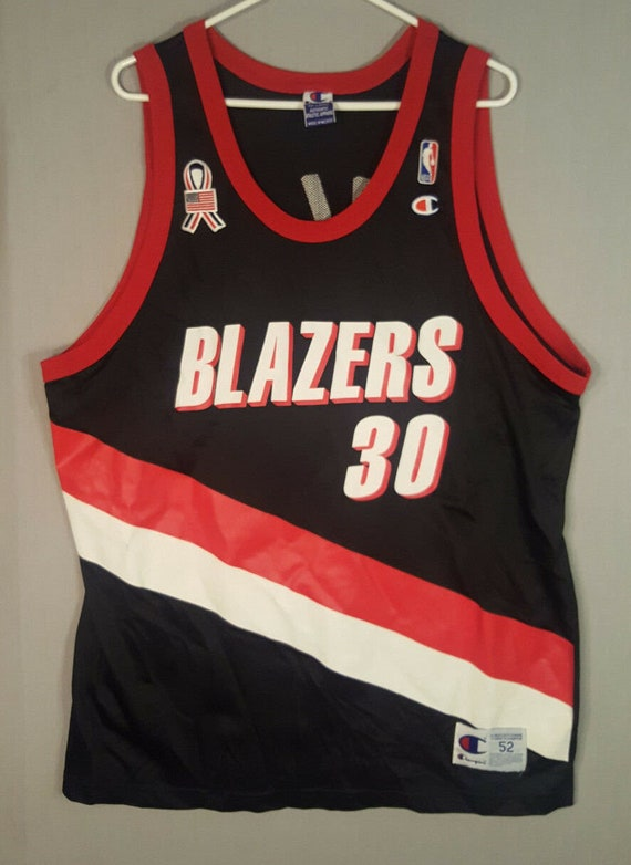 Rasheed Wallace Portland Trail Blazers Champion Je
