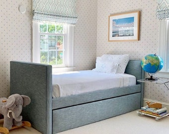 Custom Daybed with Trundle - COM