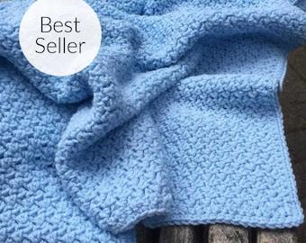 Baby Blanket Crochet Pattern - Blanket Crochet Pattern - Baby Afghan Crochet Pattern - Dream Weaver Blanket PDF 156