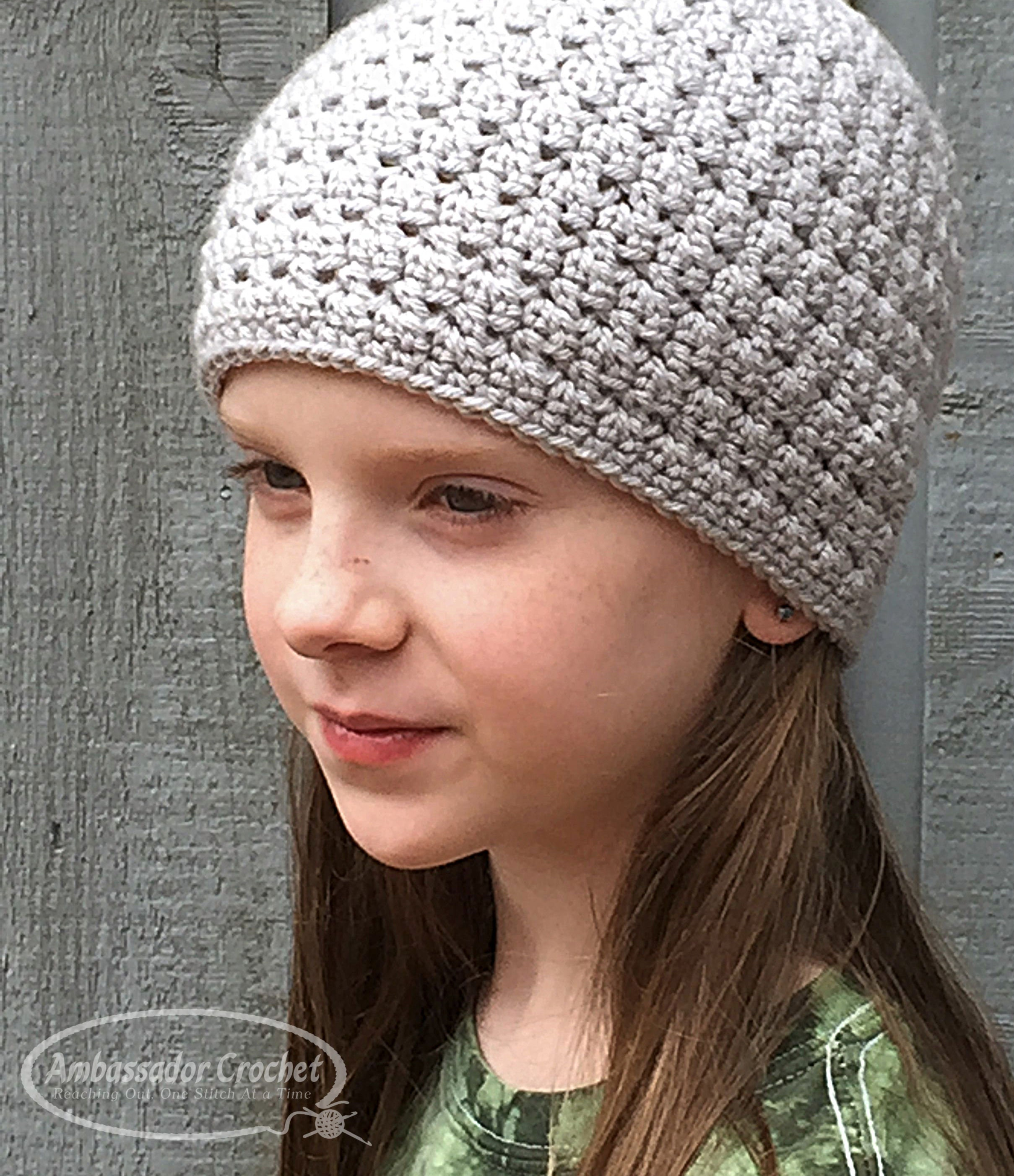 Chemo Hat Crochet Pattern Hope Lives Crochet Pattern Pdf 277 Etsy