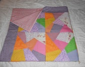 Crazy Quilt for girl