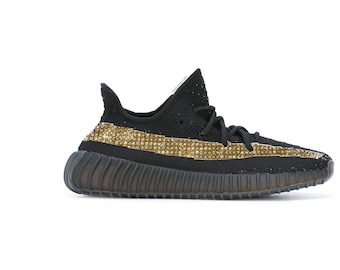 495c642a1b78 Adidas x Yeezy Boost 350 V2 Core Black Green