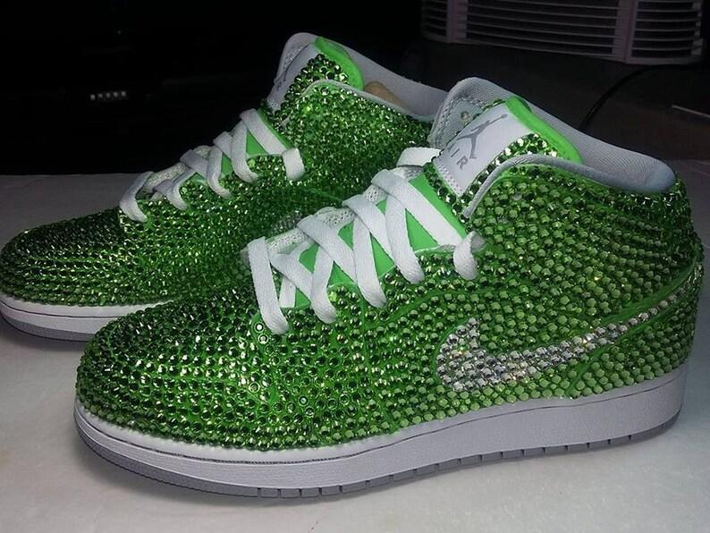 Custom Nike Shoes Nike Swarovski Rhinestone Nike Nike  676558b3bddd