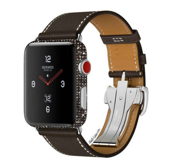 2a26c8eddf6 Apple Watch Hermès Series 3 Brown