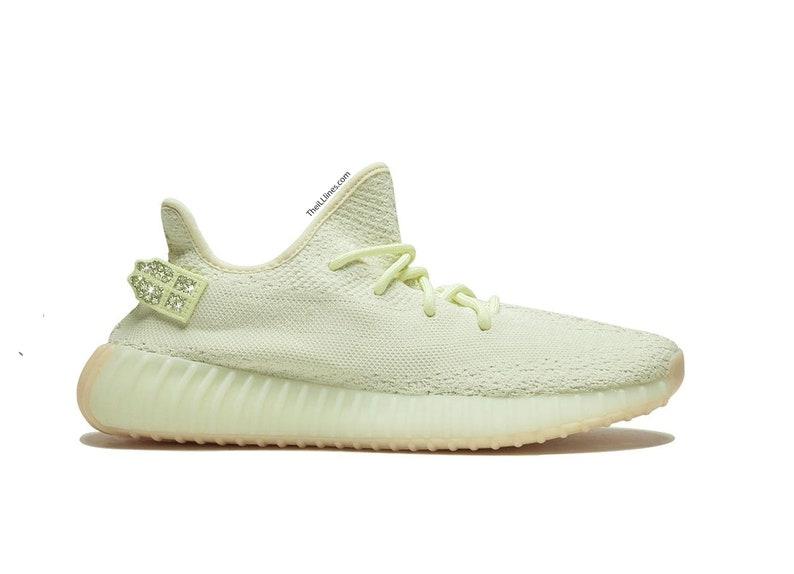 0d069ee26 Adidas Yeezy Boost 350 V2 Butter Swarovski YEEZYCustomize