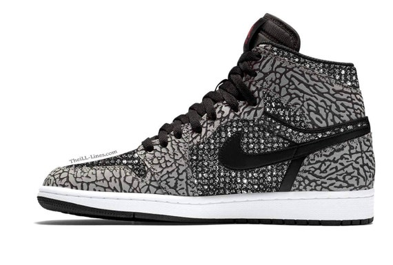 d7654b271fce Air Jordans Nike Air Shoes Custom Shoes with Swarovski