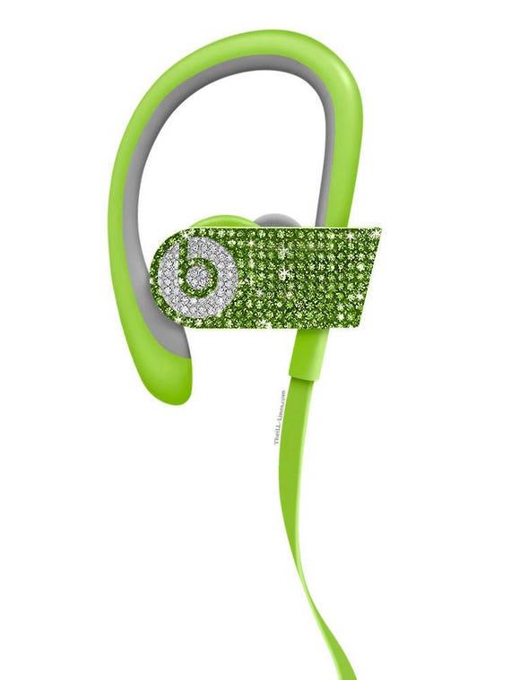 PowerBeats 3 WirelessCustom Beats by Dre Crystal Beats by  a75f4766c5a4