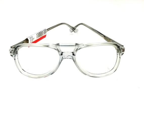 Vintage NOS On Guard Z87 Safety Glasses Eyewear Grey Frames No | Etsy