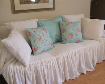 "Slipcover ""throw"""