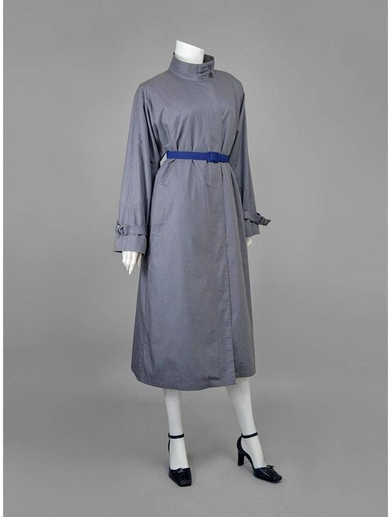 Raincoat Vintage SALE Fog London Coat Trench 60Swfq0T