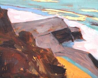 Cabrillo Plein Air, San Diego Landscape Painting