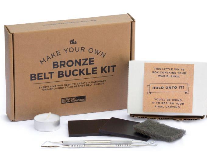 Sculpt Your Own - Bronze Buckle Kit
