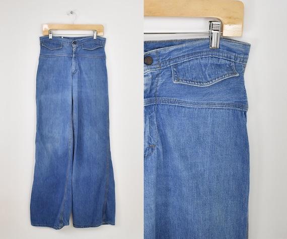 70's Light Wash Landlubber Jeans