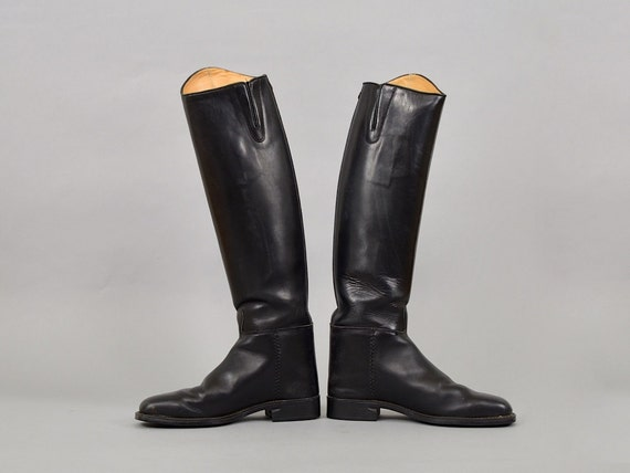 Boots Black ARIAT 7 Leather US Riding xW4U8RRgfn