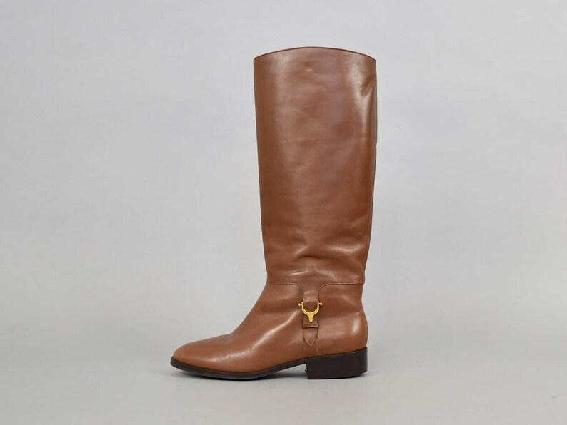 982895ccb0d Etienne Aigner Riding Boots (US 8)