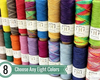 ideal for micro-macrame jewelry lon 0.45 mm Greenbeige dark purple pink or red Coil rope C