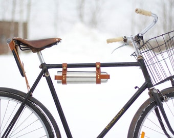 Bicycle Thermos Holder - Coffee, Tea, Soup
