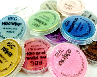SAMPLE Choose 10 - BBC Mineral Cosmetics