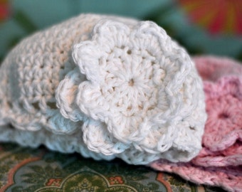 Best Baby Cloche Crochet Pattern