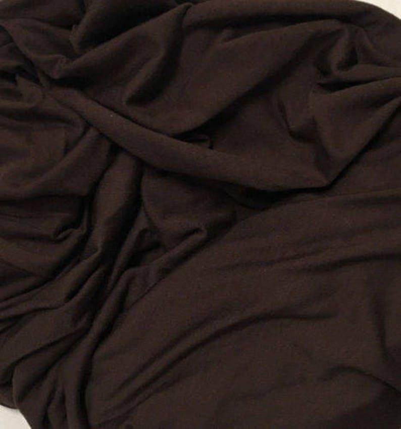 438446c70d4 Modal Spandex Jersey Knit Fabric Eco-Friendly natural fiber | Etsy