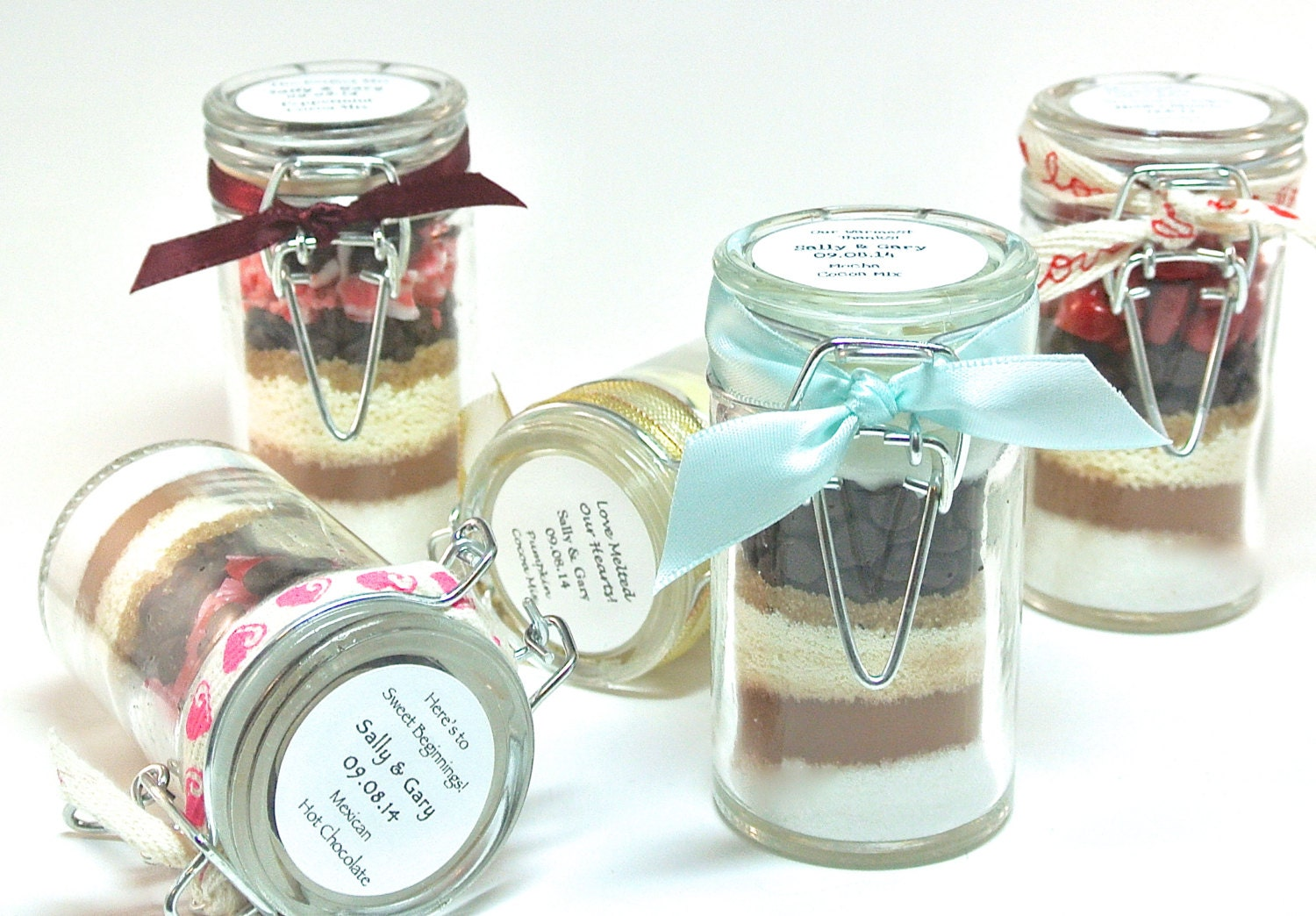 Famous Cocoa Wedding Favors Motif - The Wedding Ideas ...