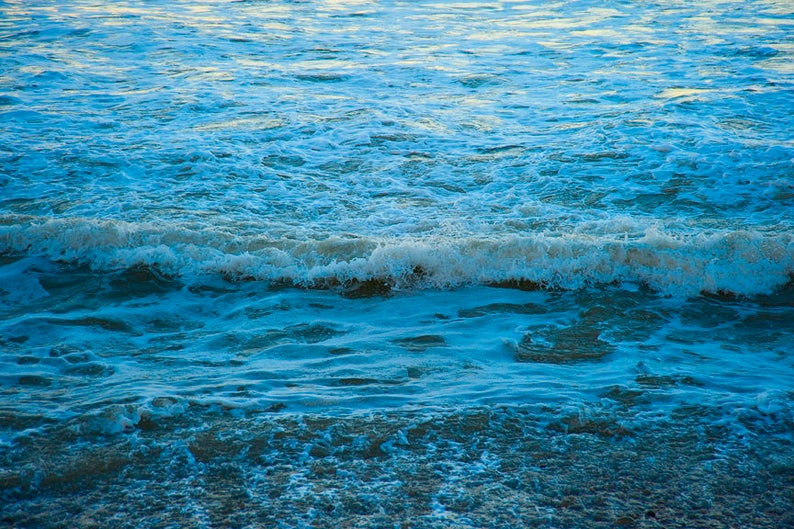Ocean by Moonglow  NATURE photography  Beach Decor  image 0