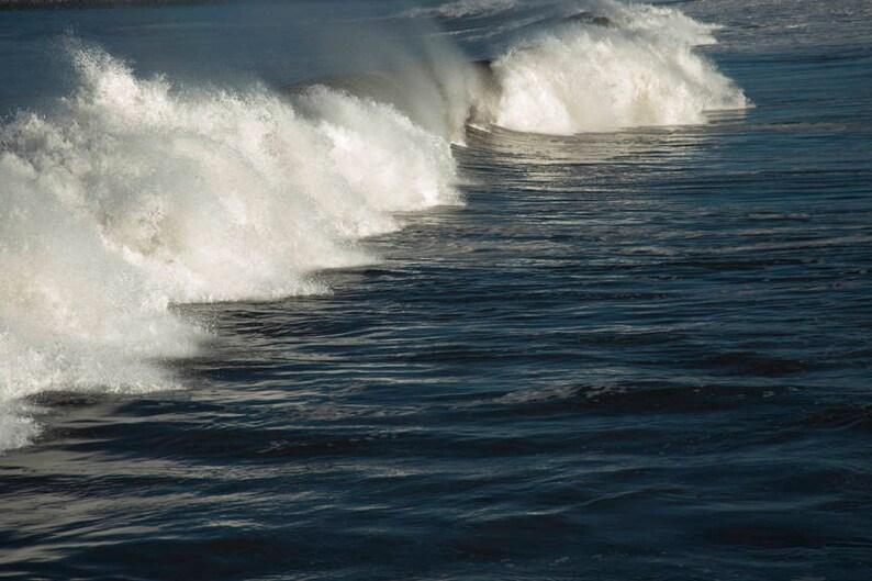 Coastal art  Whoosh  California  Surfs Up  Pacific Ocean image 0