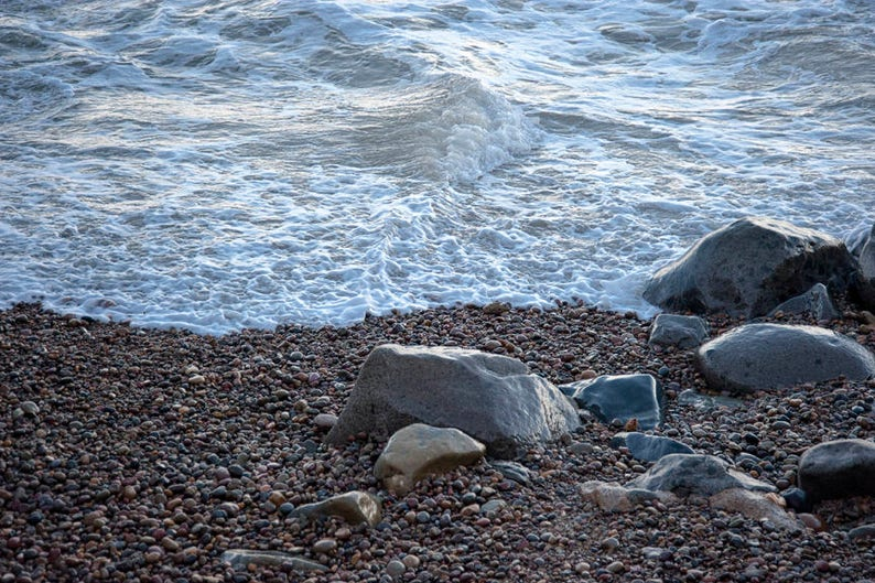 Ocean Beach Morning  California coast  pebble beach Pacific image 0