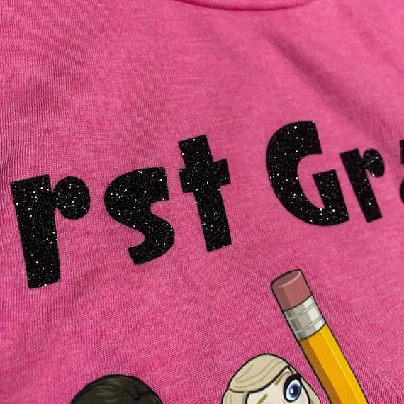 Breakfast Club Pink Text Group Photograph Sweatshirt