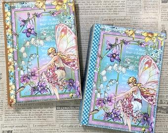 Fairie Wings Journal  *TUTORIAL*