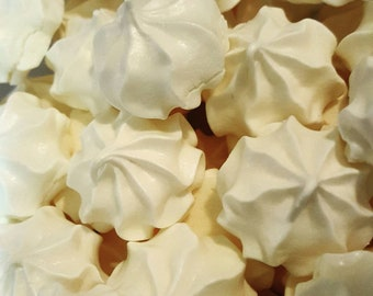 Classic French Meringues--Two Dozen