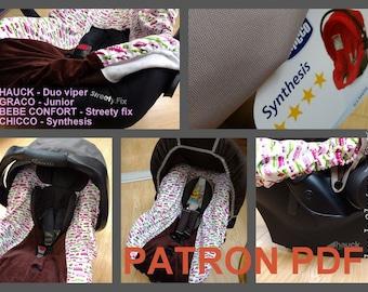 Pdf Pattern Diy Woman Tshirt Tank Patron Et Tuto Tshirt Etsy