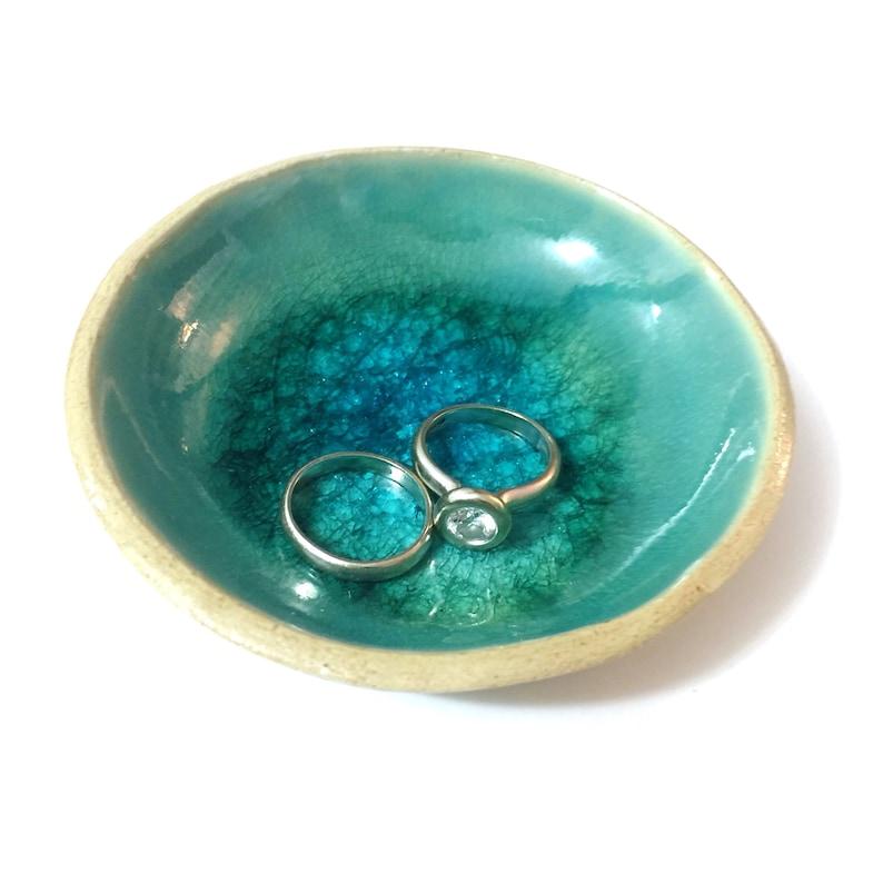 Ring Holder Ring Dish Ring Holder Dish Anniversary Gift image 0