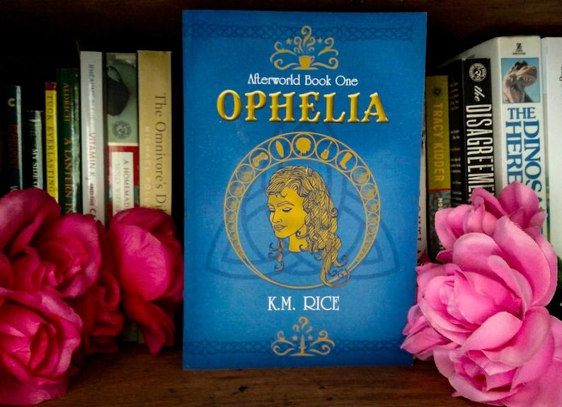 Ophelia Afterworld Book One image 0