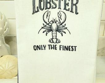 Lobster Kitchen Towel Set