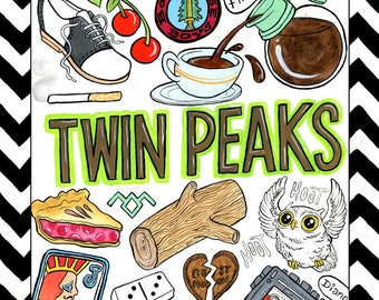 Twin Peaks Stuff