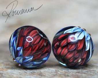 Glass Geo Beads