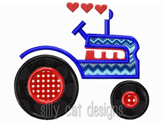 Heart Tractor Design