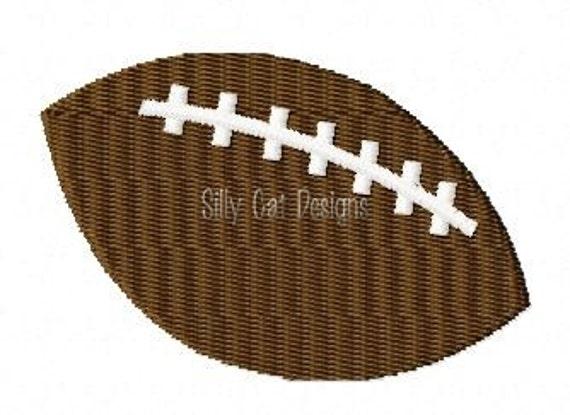 Football Mini Embroidery Design