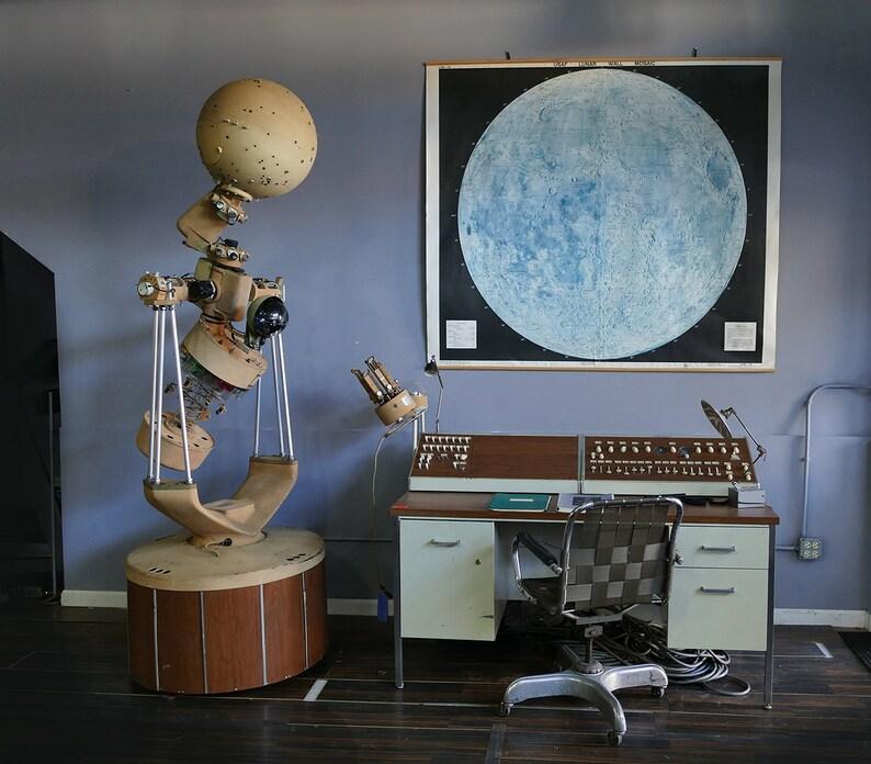 C 1968 Spitz A4 Professional Planetarium Projector