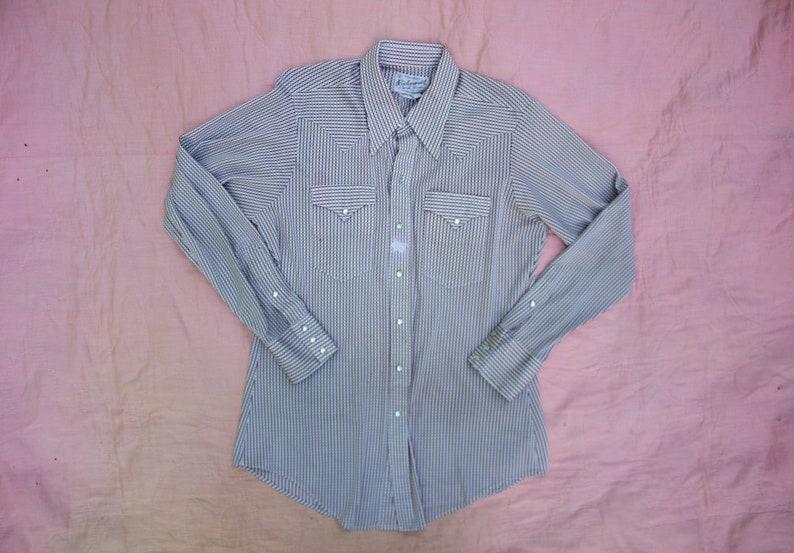 4ac00bbbea Vintage 1950 s 1960 s Tru-West Rockmount Ranch Wear